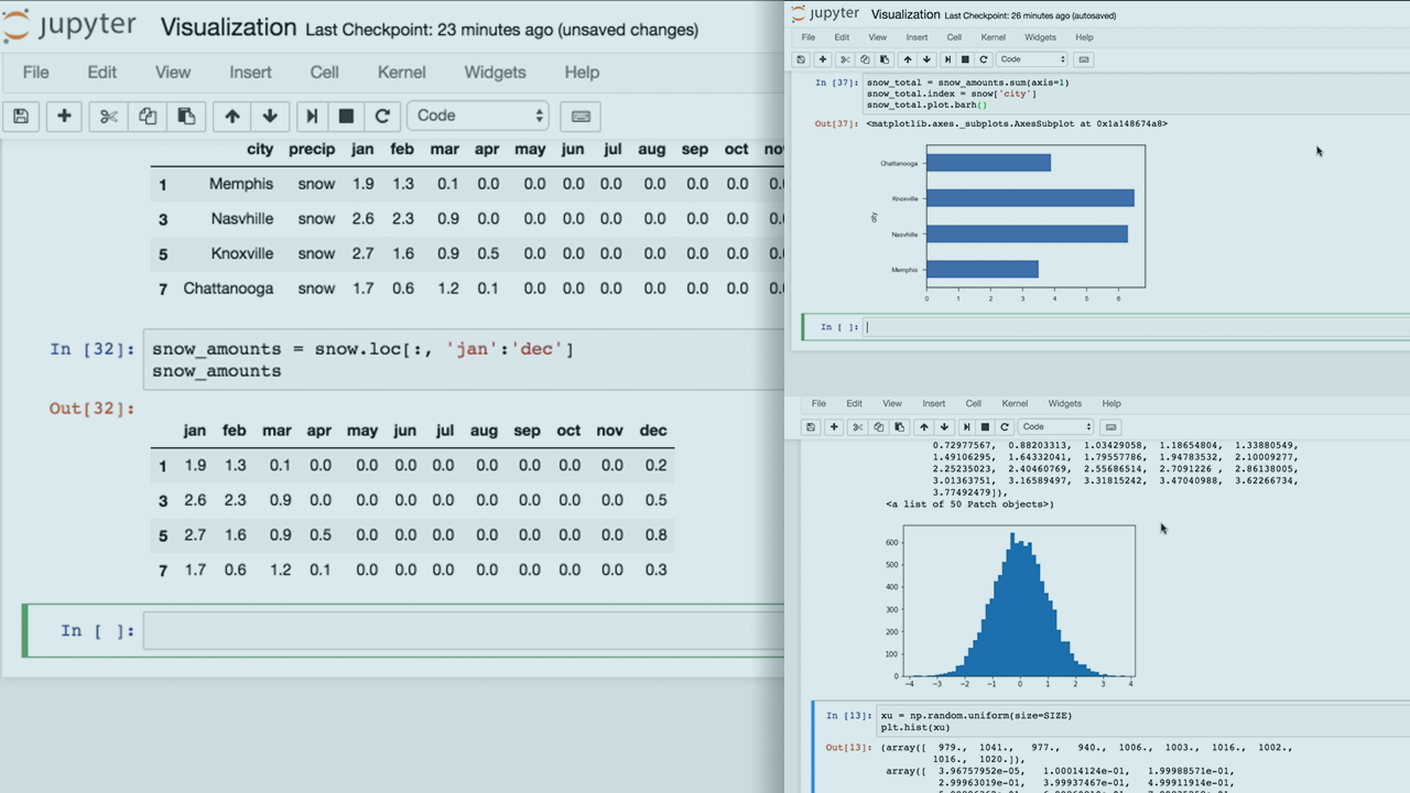 Getting Started with Jupyter Notebook and Python | Pluralsight