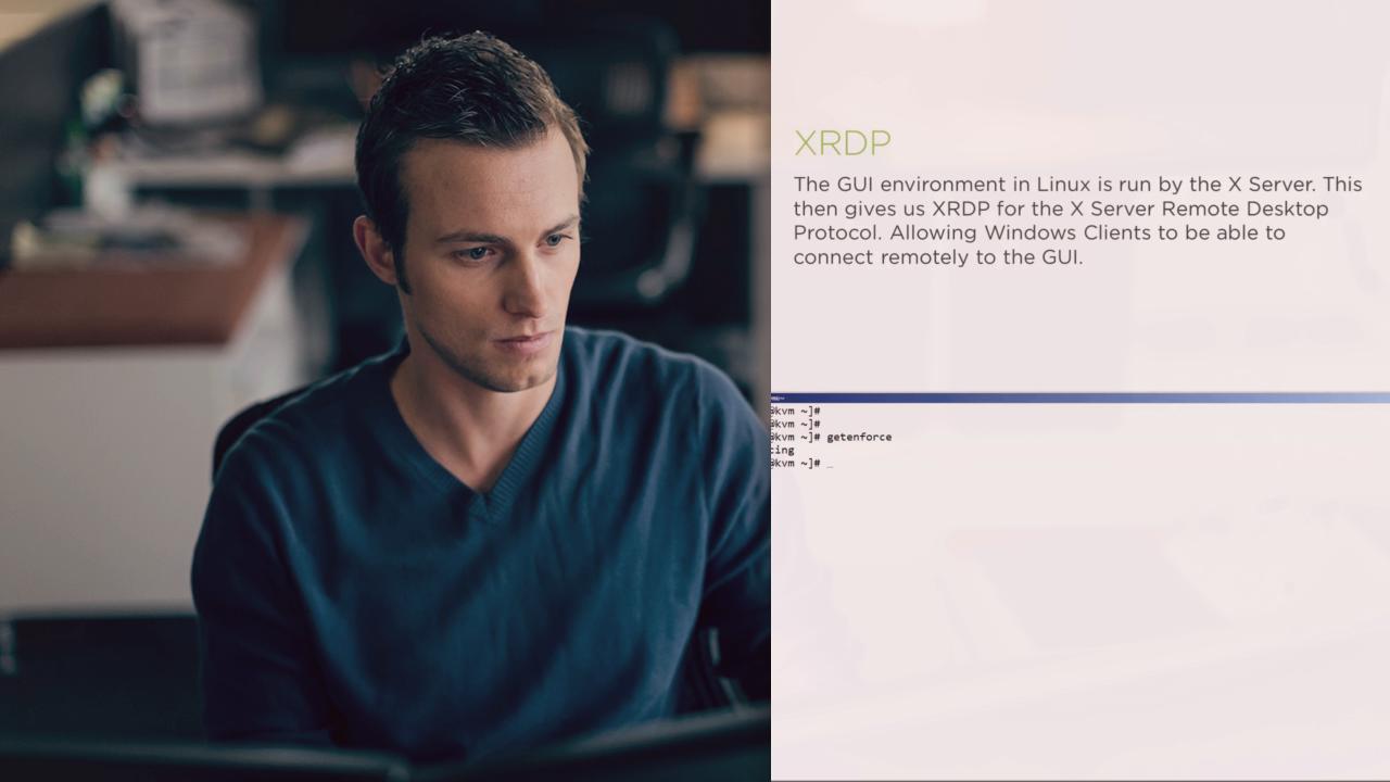 CentOS Enterprise Linux 7 Virtualization Management | Pluralsight