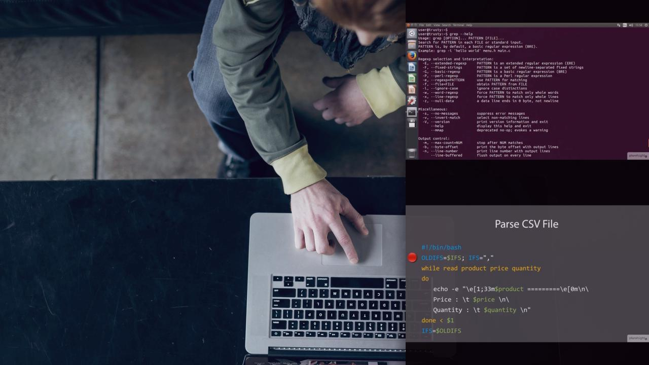 Linux Administration with sed and awk | Pluralsight