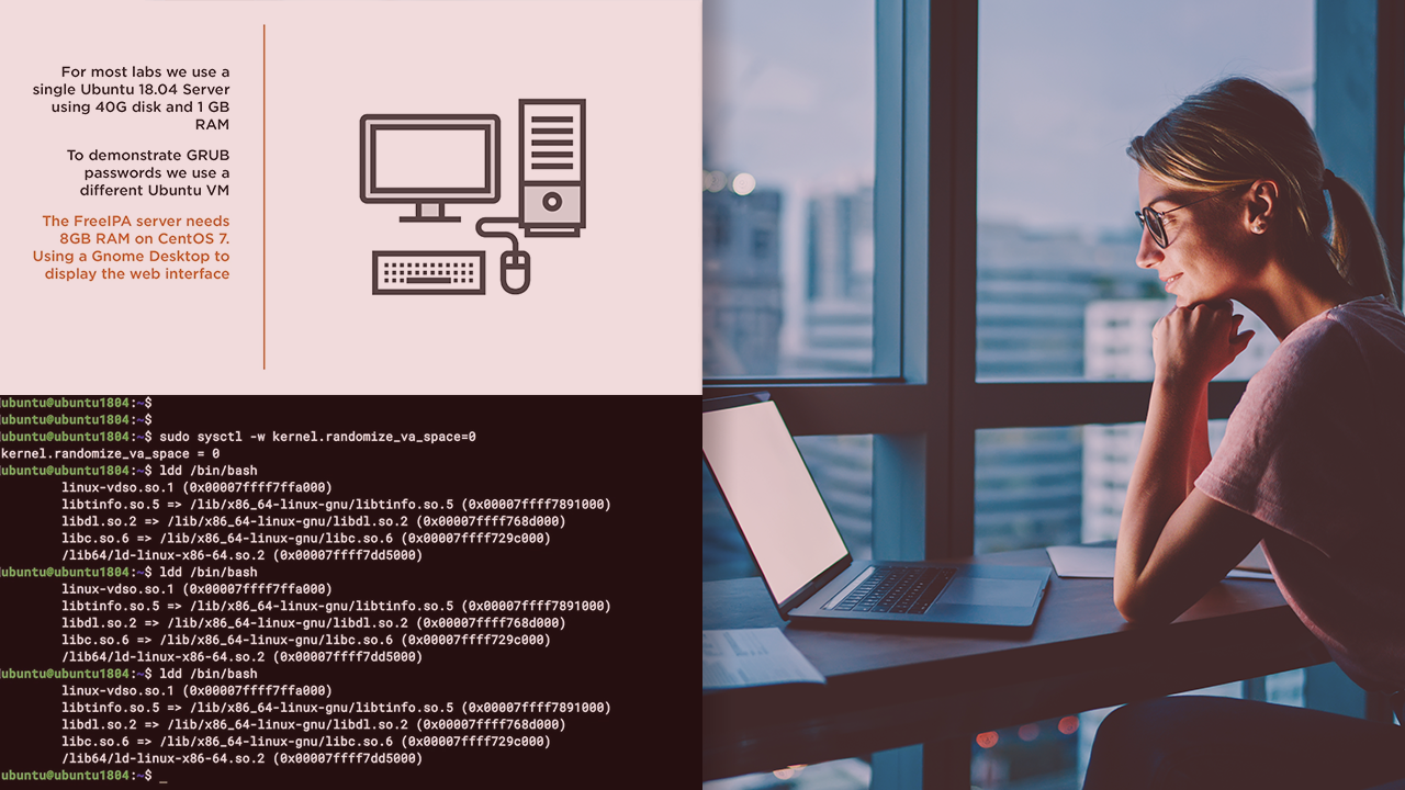 Linux Host Security | Pluralsight