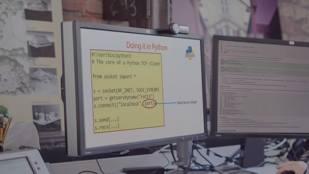 Linux Network Programming | Pluralsight