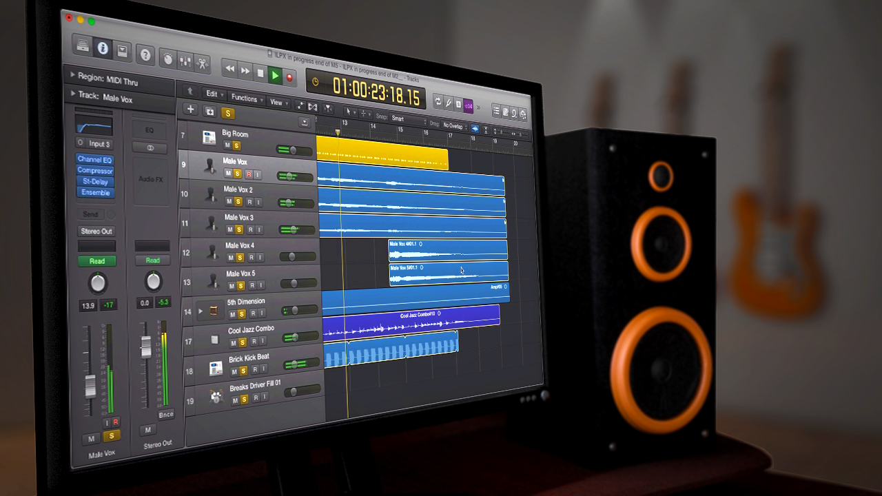 Introduction To Logic Pro X Pluralsight