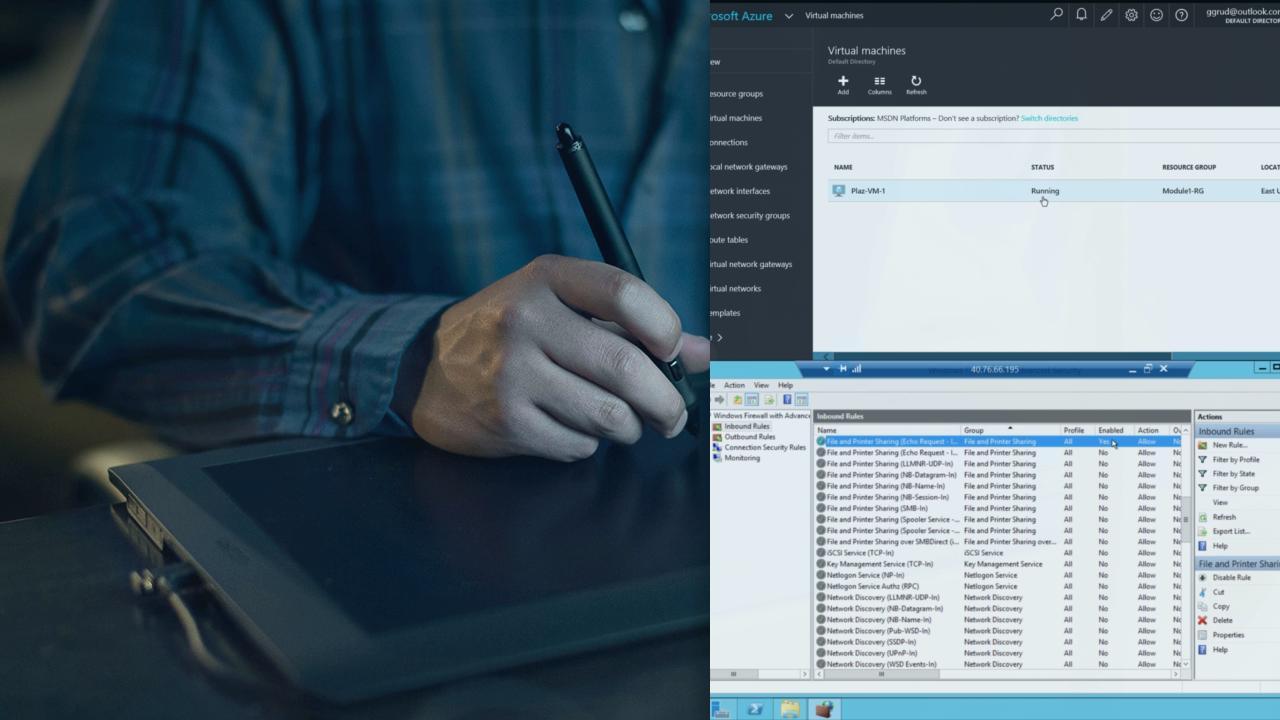 Deploy Azure Virtual Networks, VPNs, and Gateways | Pluralsight