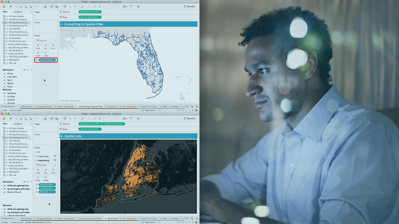 Mapping Spatial Data in Tableau Desktop | Pluralsight on desktop management, desktop publishing, internet mapping, web mapping, desktop conferencing, desktop organizer, desktop media, desktop manager, desktop presentations, desktop pc, business mapping,