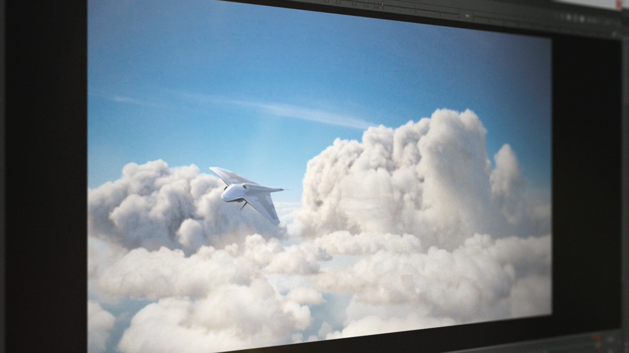 Create Realistic Clouds and Skies within Maya Dynamics | Pluralsight