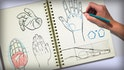 Methods for Drawing the Human Hand