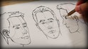 Methods for Drawing the Human Head
