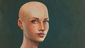 Methods for Painting Realistic Skin Tones