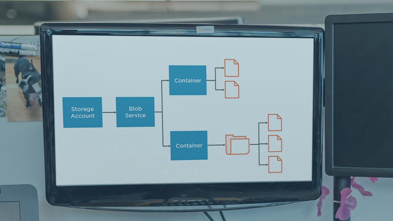 Configuring and Using Microsoft Azure Blob Storage   Pluralsight