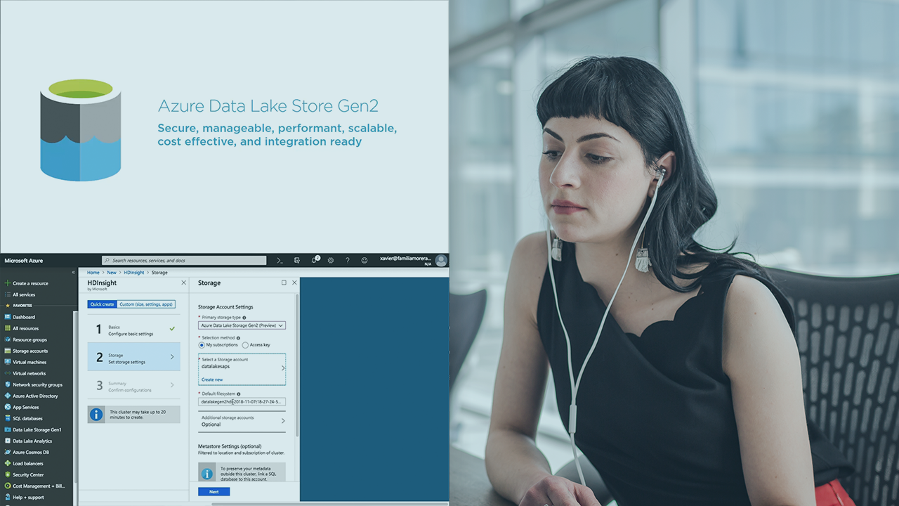 Microsoft Azure Developer: Implementing Data Lake Storage Gen2