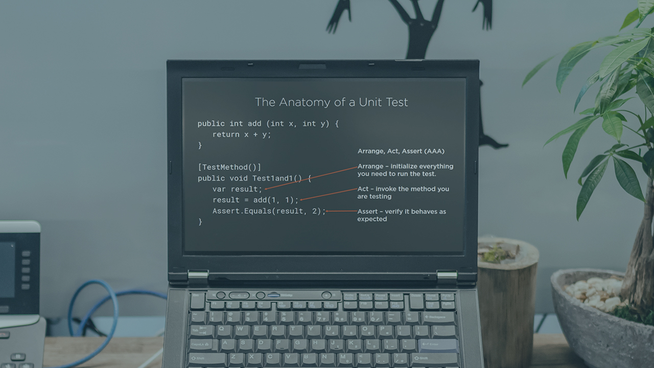 Microsoft Azure Developer: Designing a Test Strategy   Pluralsight