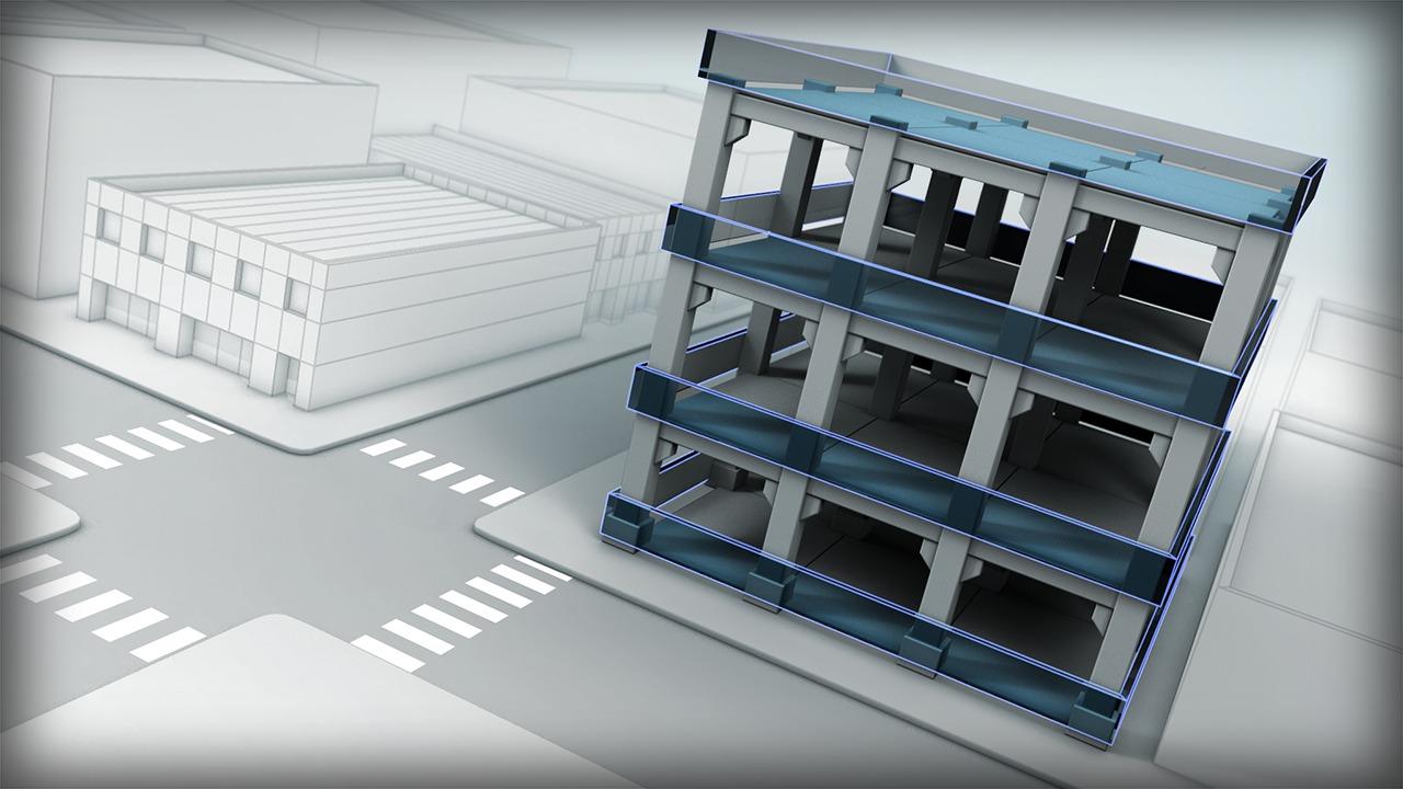 Modeling Precast Concrete Structures in Revit | Pluralsight