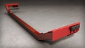 Modeling a Press Frame Support Assembly in SolidWorks