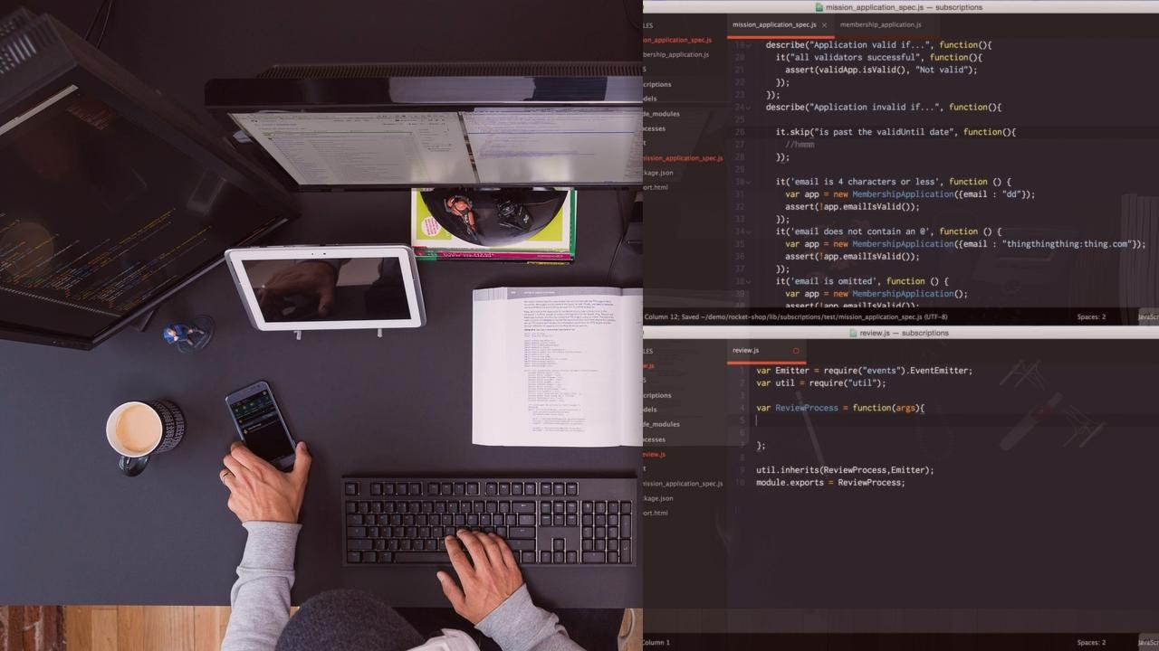 Node Js | Best courses & tutorials of August 2019