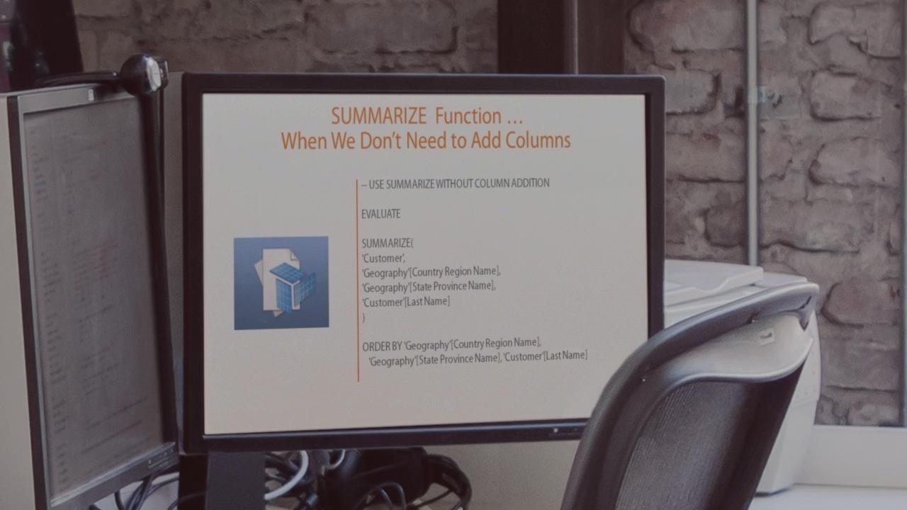 Organizational BI with SSAS 2012 Tabular - Intermediate