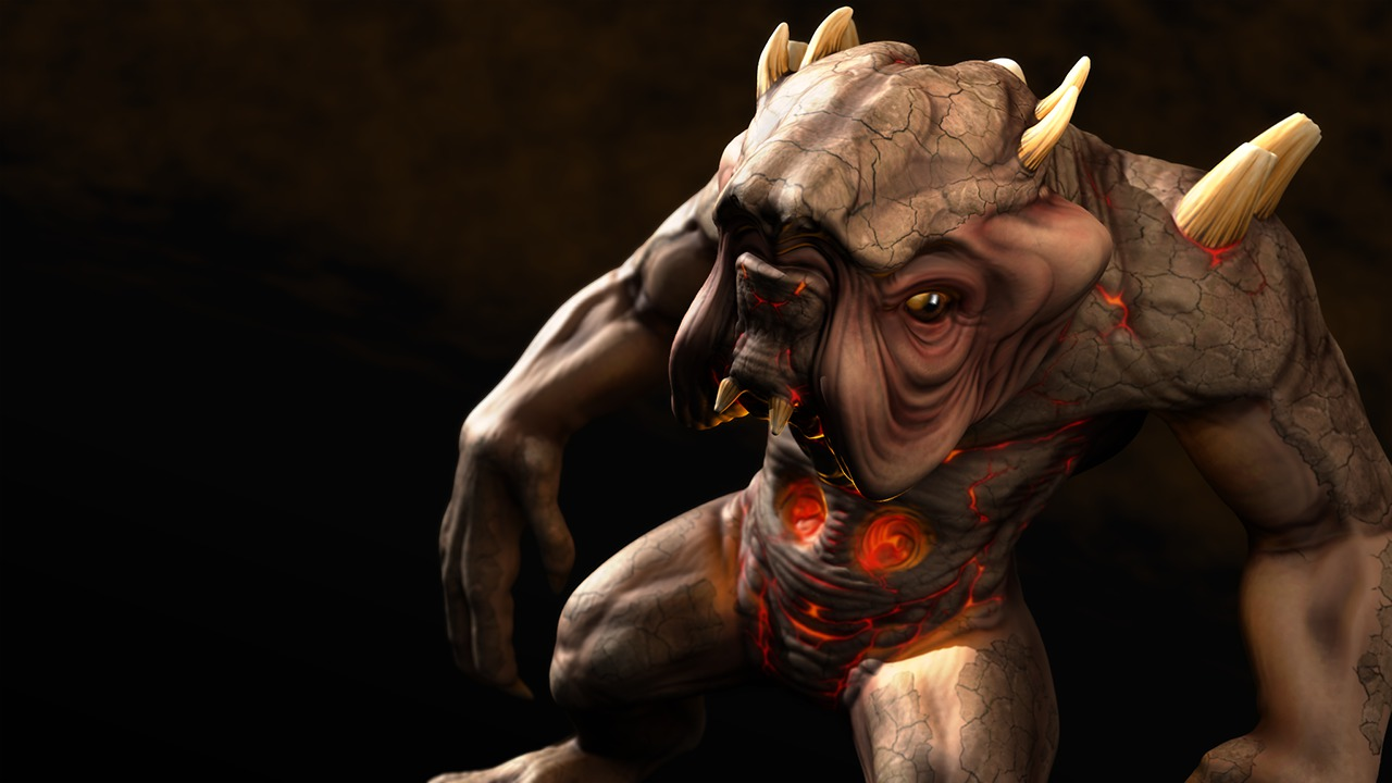 Painting and Rendering Ptex Textures Using Mudbox and Maya