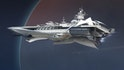 Photo-bashing an Interstellar Space Craft in Photoshop