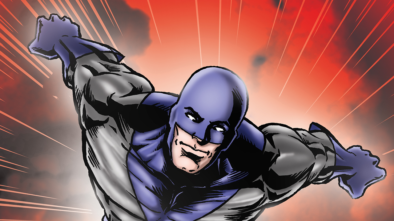 Learn To Color Comic Characters In Photoshop Cc Pluralsight
