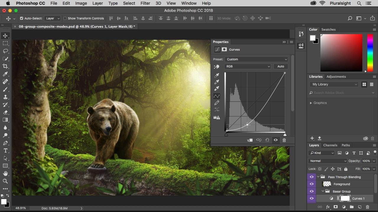 rekomendasi software desain grafis | Adobe Photoshop