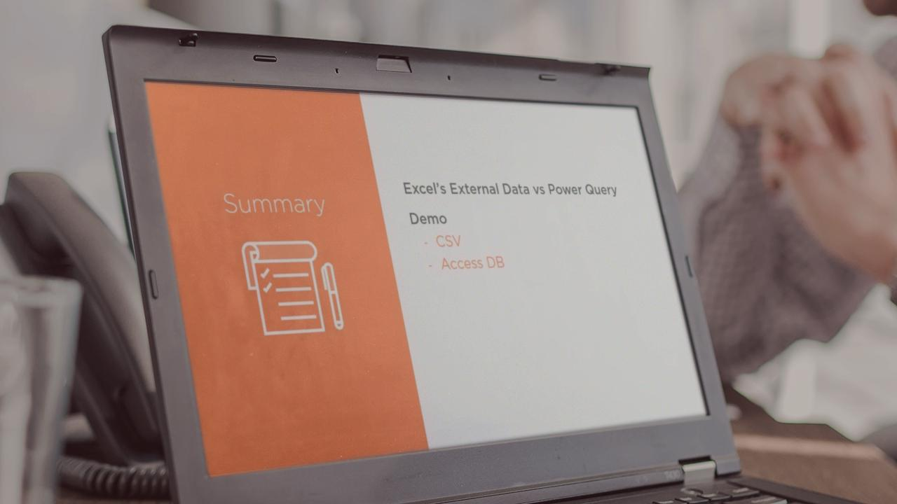 Retrieve, Transform, and Combine Data Using Power Query | Pluralsight