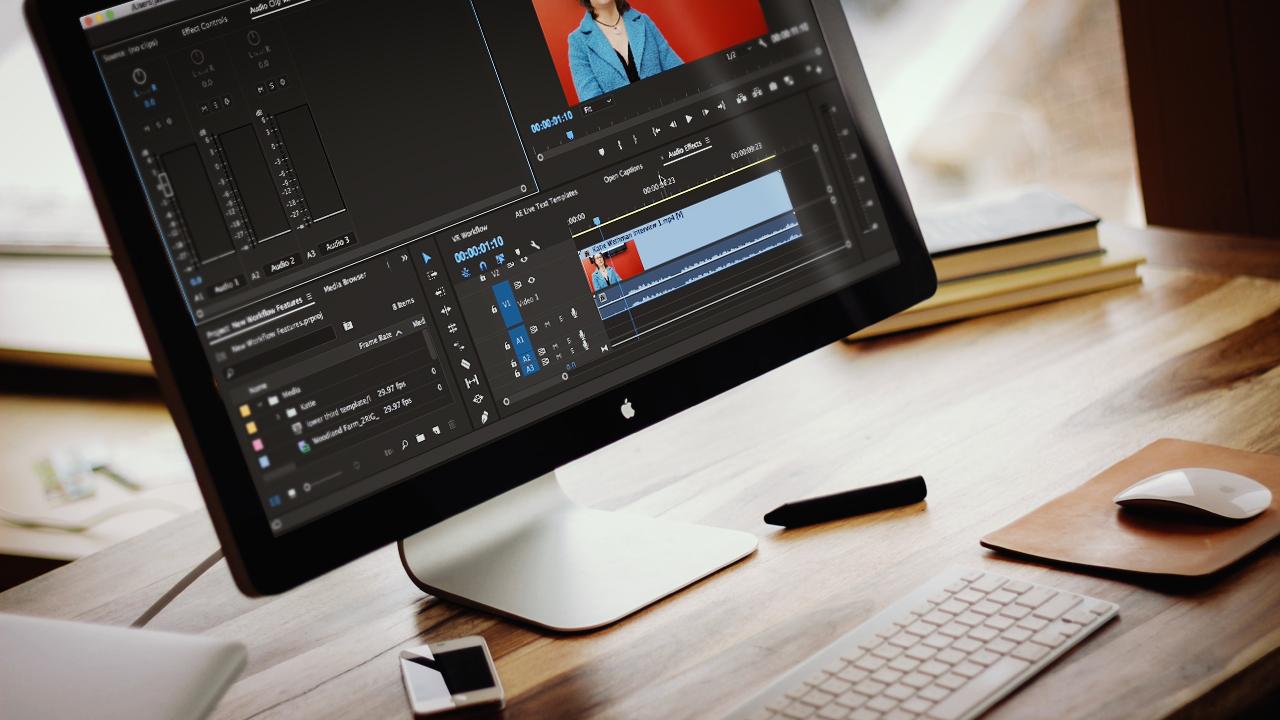 Premiere Pro CC 2017 Updates | Pluralsight