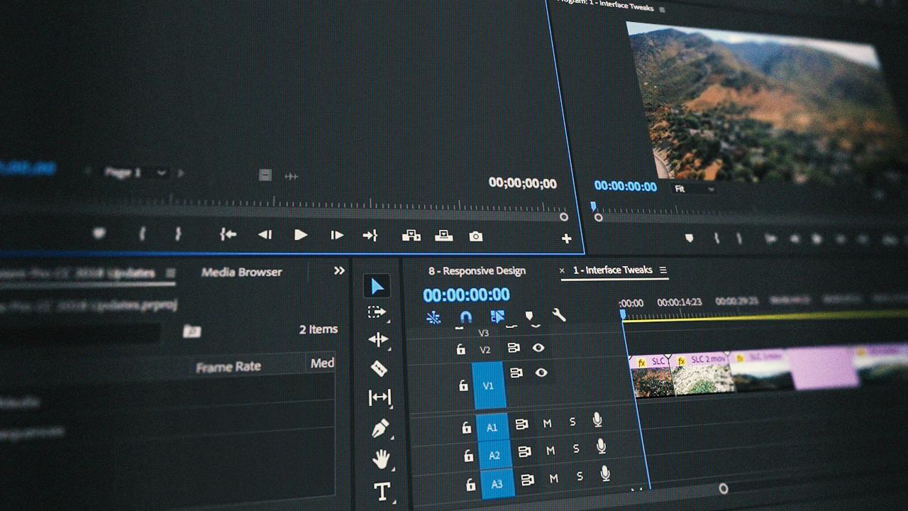 Course On Premiere Pro Cc 2018 Updates Pluralsight