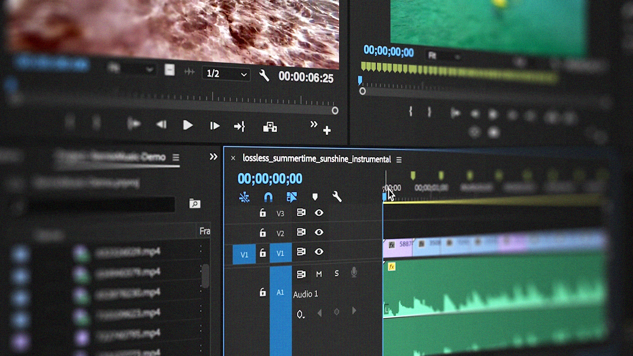 How To Edit With Premiere Pro CC Essential Sound | Pluralsight