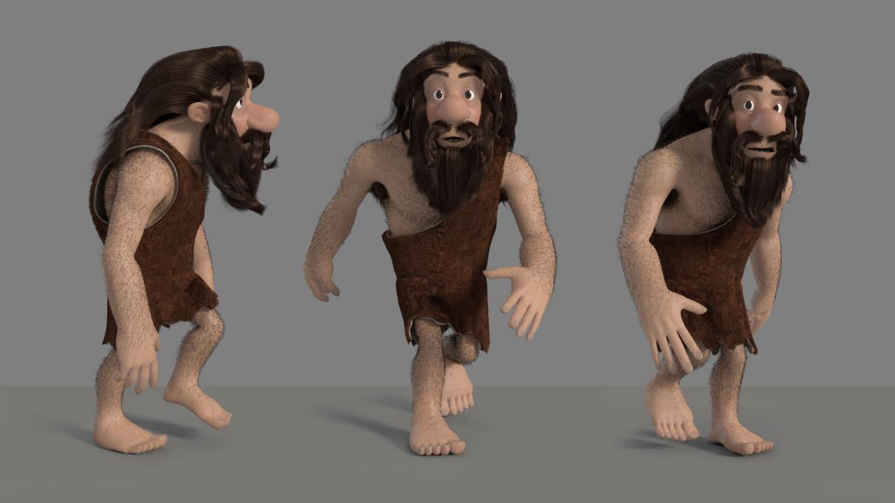 Character Modeling In Blender : Creating a production ready character in blender pluralsight