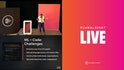 Pluralsight LIVE 2018: Get Your Geek On (Data & Analytics)