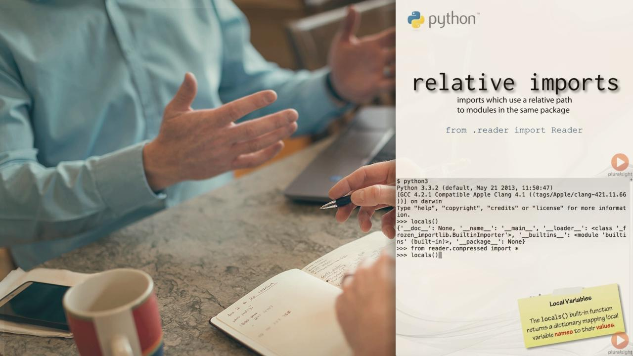 Python – Beyond the Basics | Pluralsight