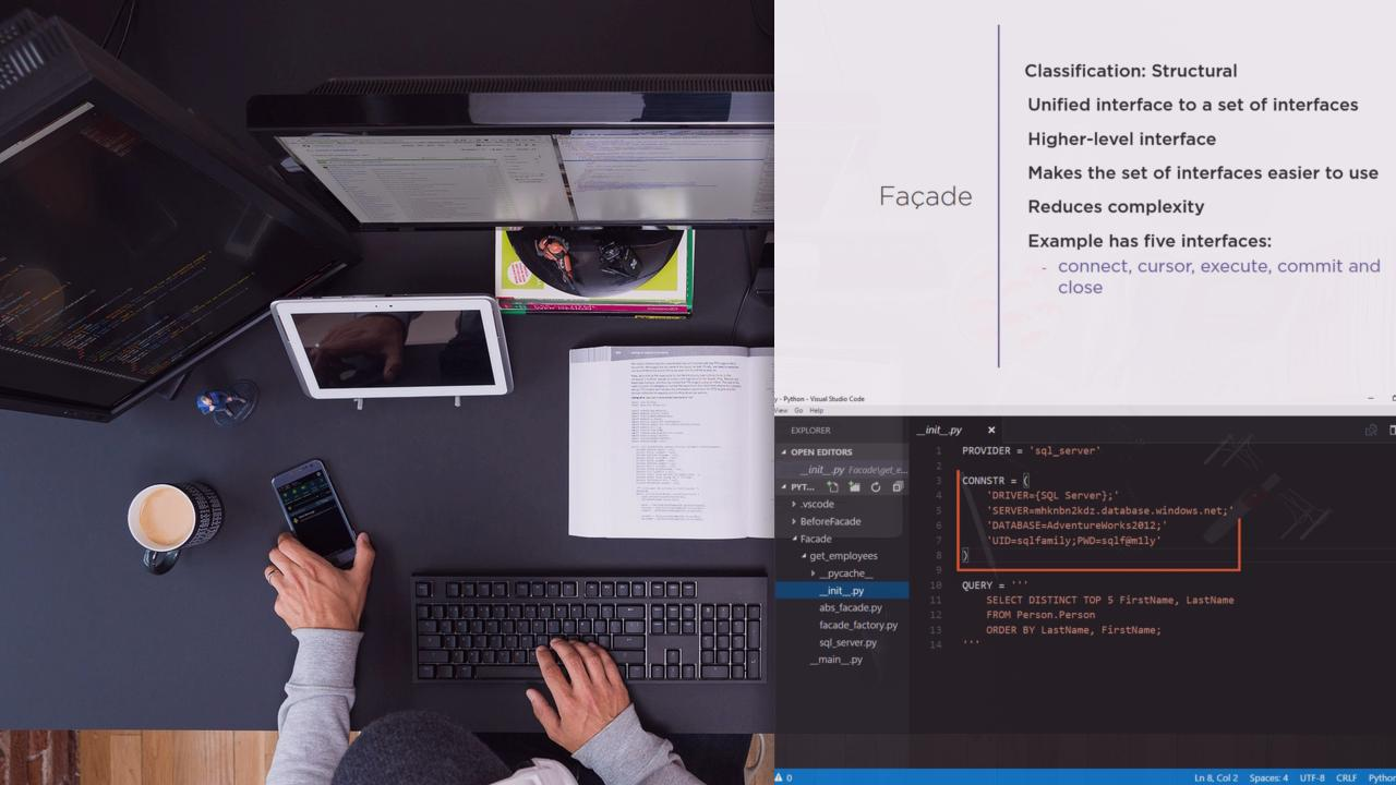 Building More Python Design Patterns | Pluralsight