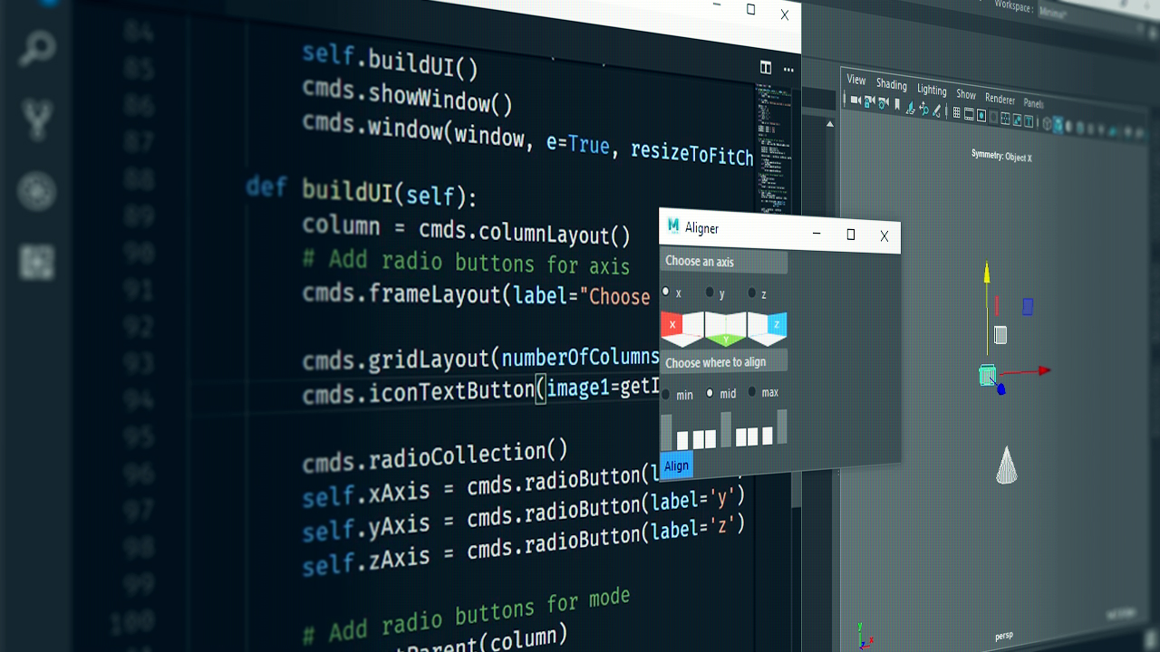 Maya Python Scripting Tutorials | Pluralsight