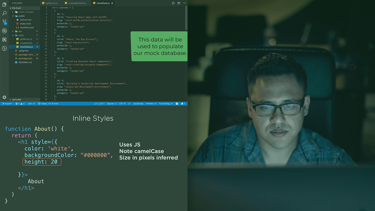 Building Applications with React and Flux | Pluralsight