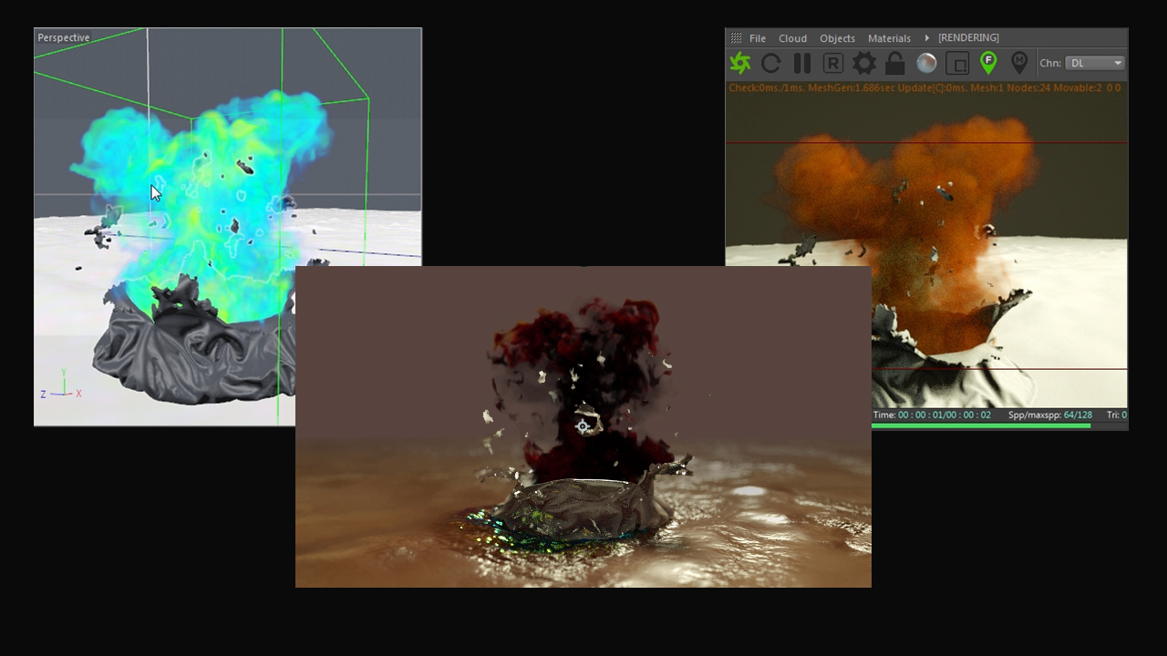 Cellular Death Animation Using RealFlow and Cinema 4D | Pluralsight