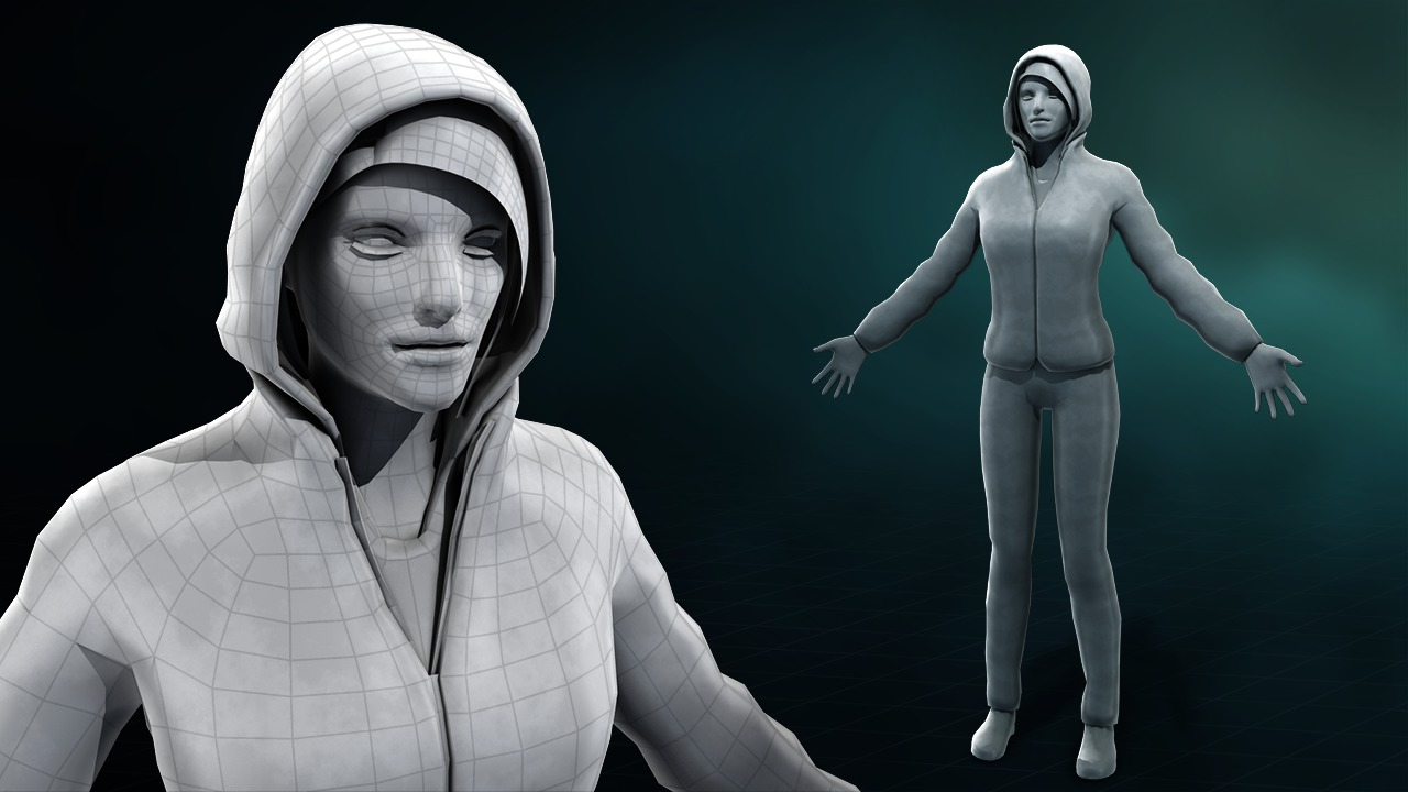 Realistic Character Modeling Blender : Realistic game character modeling in ds max pluralsight