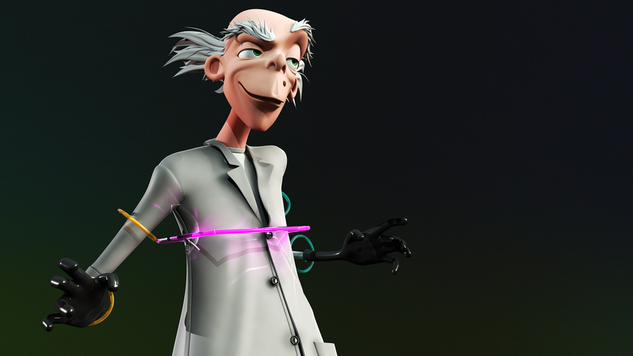 Rigging Cartoon Characters in CINEMA 4D | Pluralsight