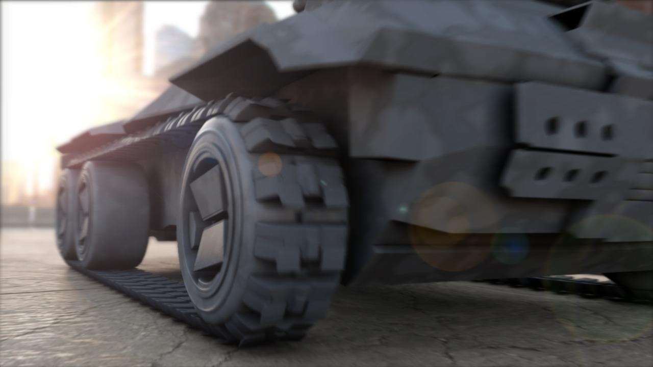 Rigging Tank Treads in Maya | Pluralsight