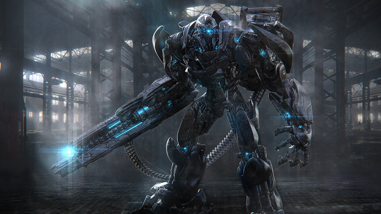 creating a sci fi robot warrior in zbrush pluralsight