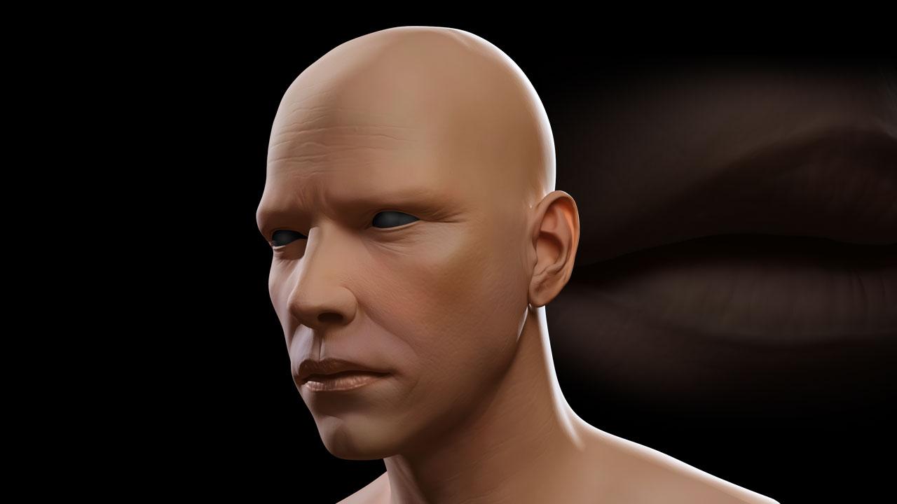 Sculpting Human Skin in ZBrush | Pluralsight