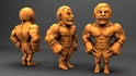 Sculpting Miniatures in ZBrush