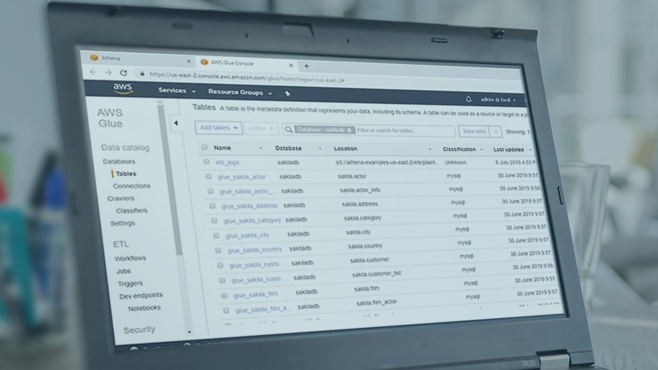 Serverless Analytics on AWS | Pluralsight