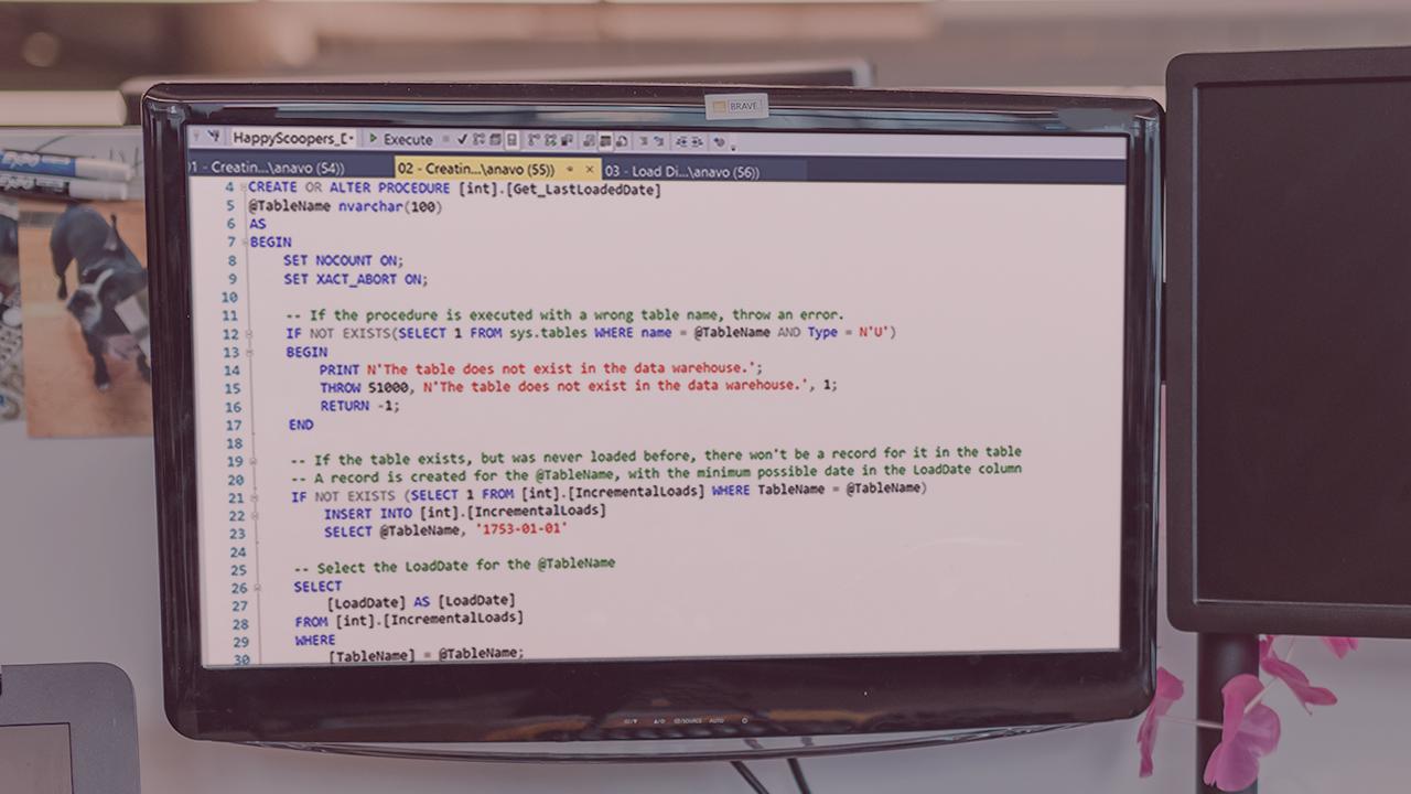 Designing a Data Warehouse on the Microsoft SQL Server Platform
