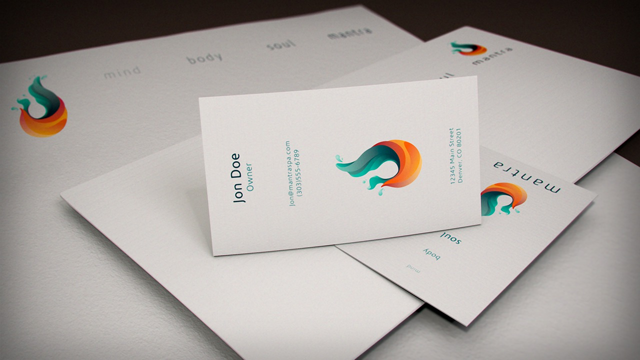 creating stationery packages for clients in illustrator pluralsight
