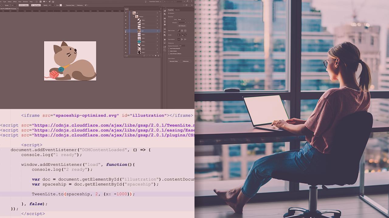 pluralsight.com - SVG Animation with JavaScript
