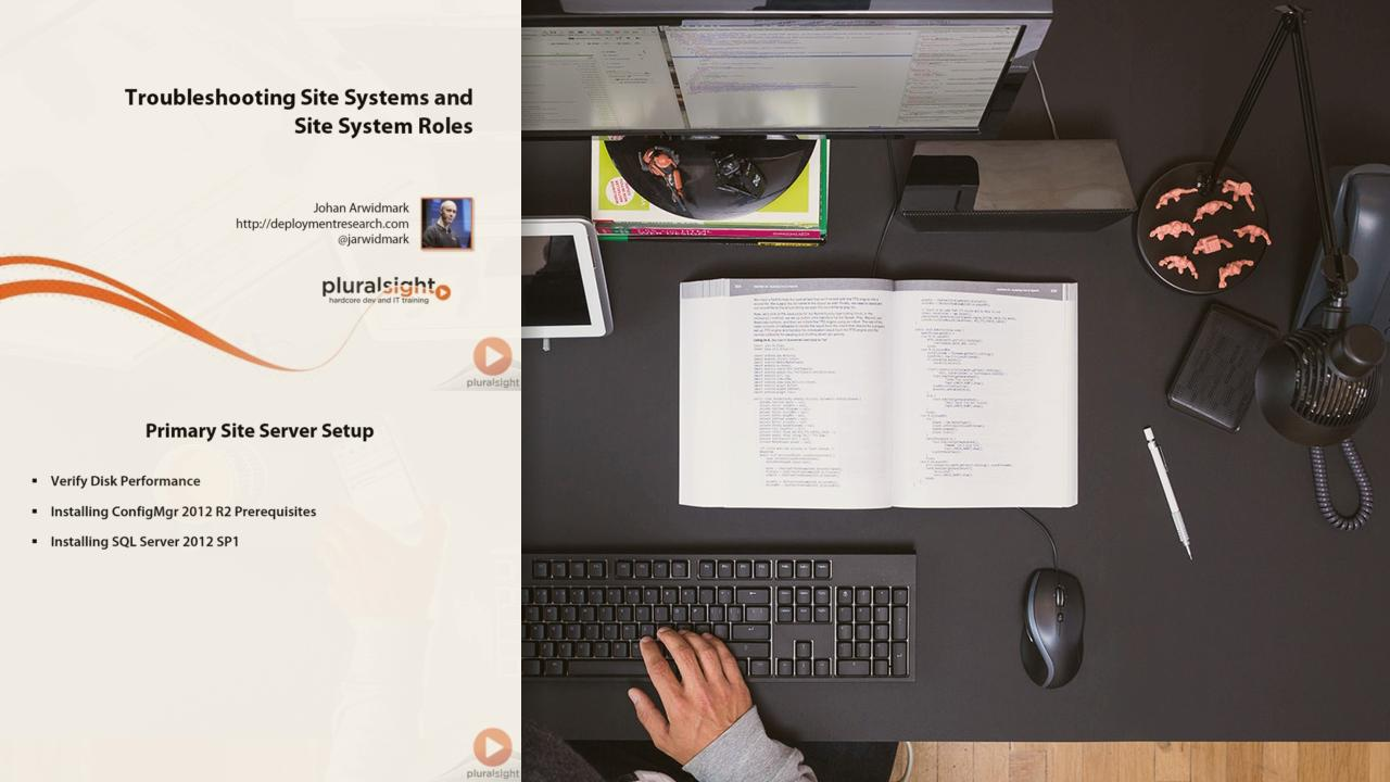 System Center 2012 R2 Configuration Manager Adv