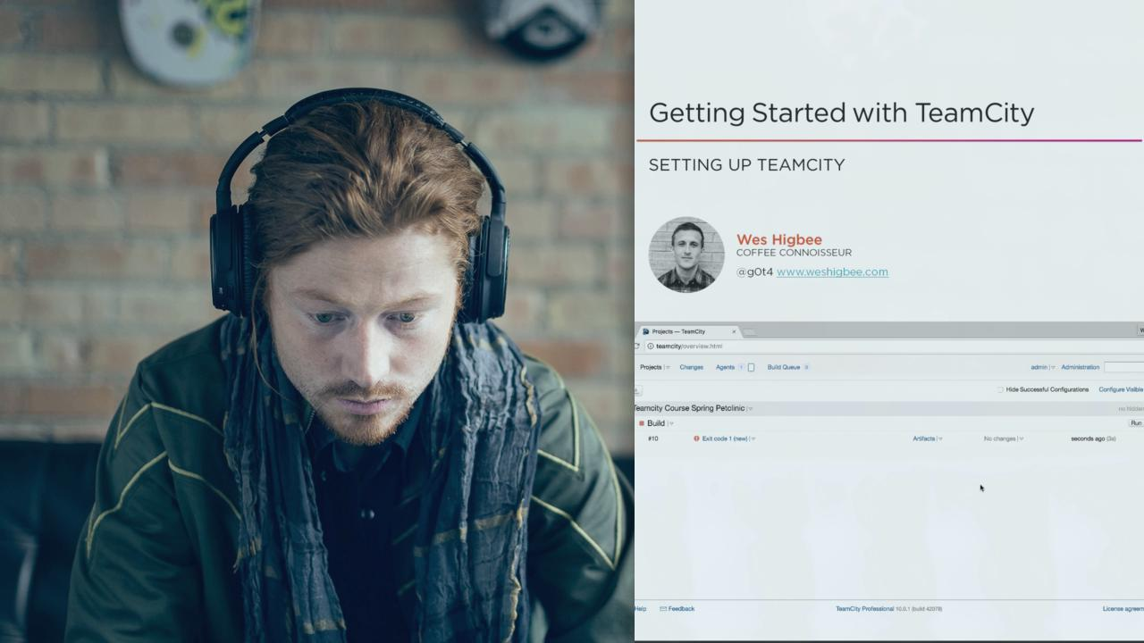 Getting Started with TeamCity | Pluralsight