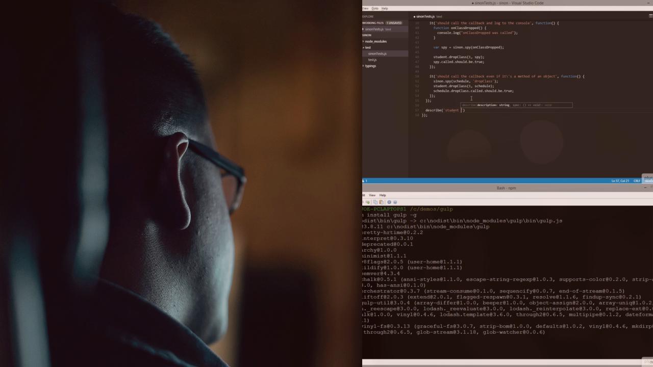 Unit Testing with Node js | Pluralsight
