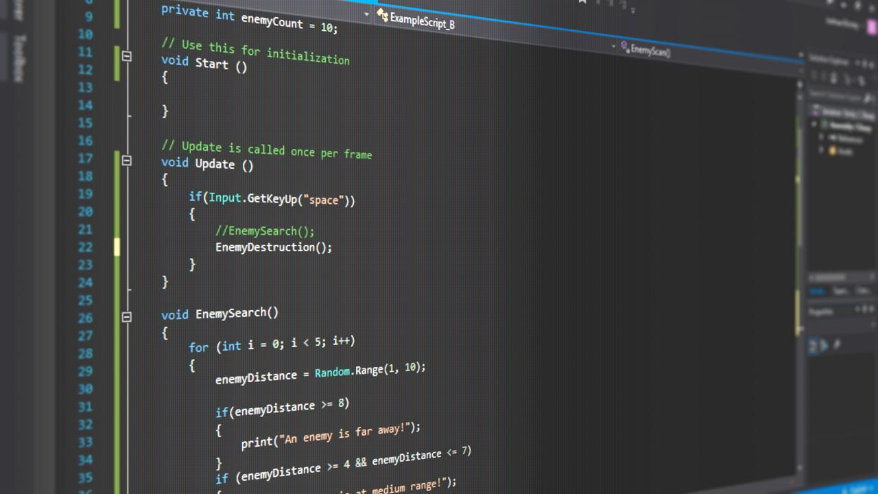 C Scripting Fundamentals Pluralsight