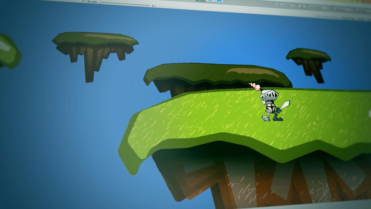 Unity 2D Fundamentals - Character Control   Pluralsight