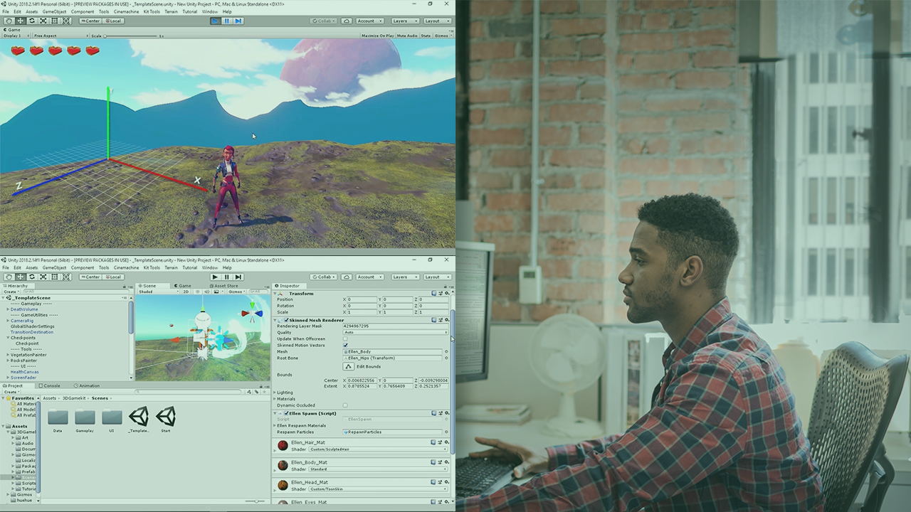 Big Picture: Unity VR Development | Pluralsight